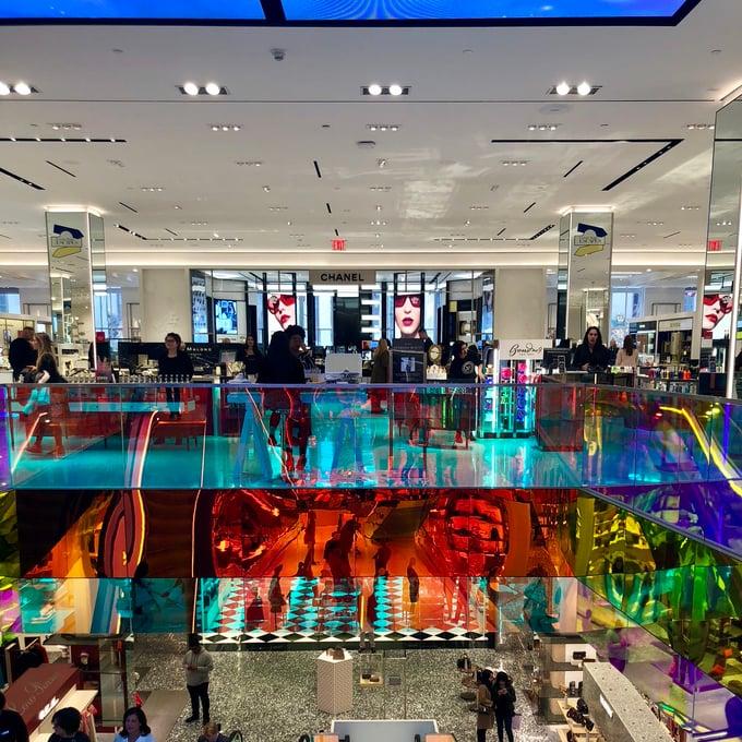 Review: Saks Fifth Avenue Beauty Floor