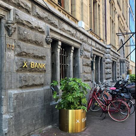 Review: X Bank Amsterdam